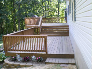 Olympic Honey Gold Deck Stain